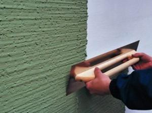 Штукатурка стен, как выравнивать стены