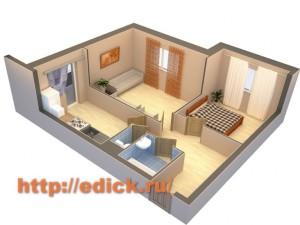 Перепланировка квартиры без согласования, порядок действий